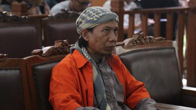 Aman Abdurrahman, pendiri JAD
