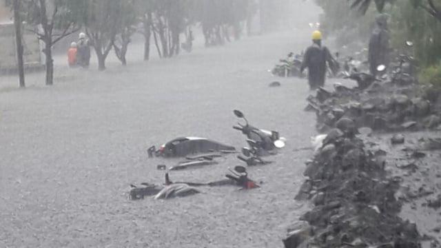 Banjir di Pulo Gadung, Jakarta Timur