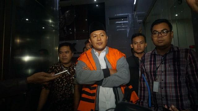 Mustafa Bupati Lampung Tengah
