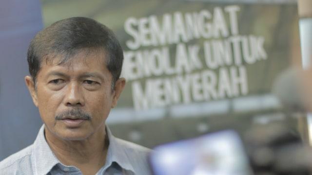 CEO I.S.Y.M Indra Sjafri