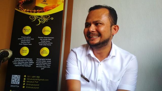 Minyeuk Pret, Minyak Wangi asal Aceh yang Harumnya hingga ke Amerika (354754)
