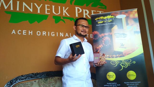 Minyeuk Pret, Minyak Wangi asal Aceh yang Harumnya hingga ke Amerika (354755)