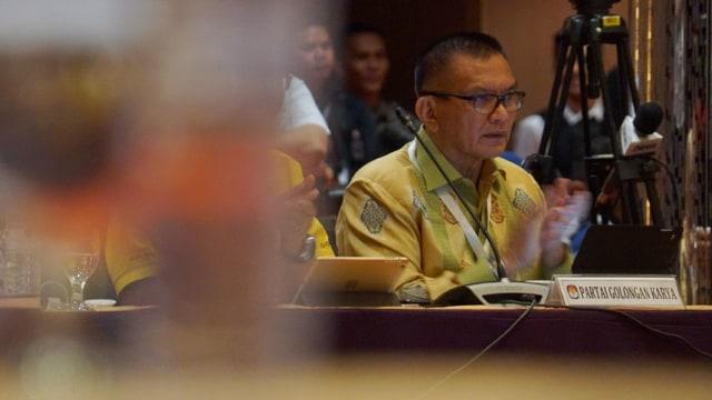 Kubu Airlangga Jawab Bamsoet: Justru Kalau Munas Voting Golkar Pecah (20443)