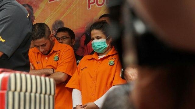 Dhawiya dan Suaminya Diduga Sempat 3 Bulan Tak Jalani Rehabilitasi (845452)