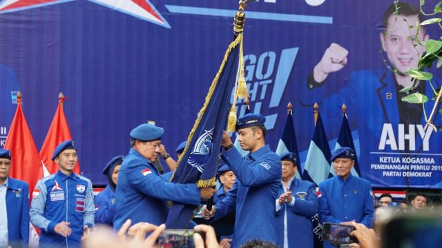 Lika-liku AHY: Mundur dari TNI, Gagal di Pemilu, Menatap 2024 (7452)