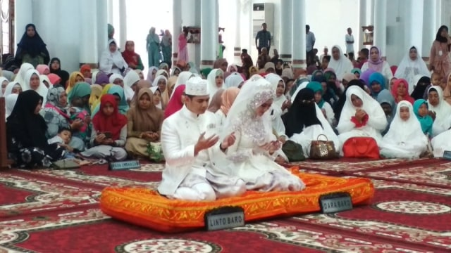 Sah! Tommy Kurniawan Resmi Nikahi Pramugari Asal Aceh (688503)