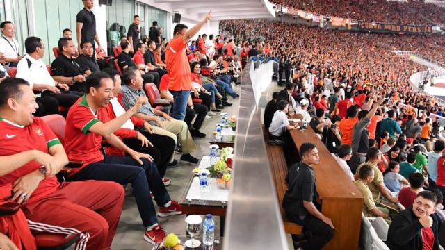 Istana: Tak Ada Arahan dari Jokowi untuk Cegah Anies Serahkan Piala (56838)