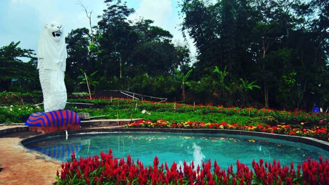 Taman Celosia, Tempat Wisata & Spot Instagramable Terbaru di Semarang (8093)