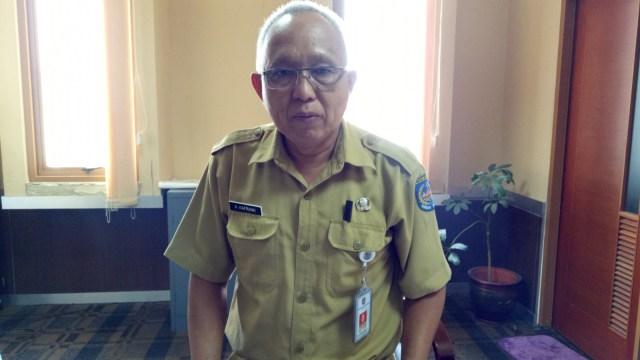 Kepala Dinas Sosial Kota Depok, Ahmad Kafrawi