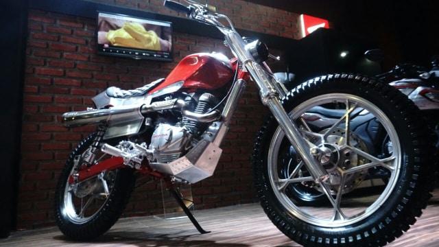 Kehadiran New Honda CB150R StreetFire
