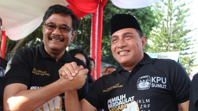 Bawaslu Sumut Larang Kandidat Bagikan Infak dan THR Selama Ramadhan (84415)