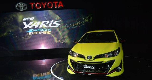 6 Fokus Ubahan di New Toyota Yaris (147935)