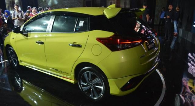 6 Fokus Ubahan di New Toyota Yaris (147939)