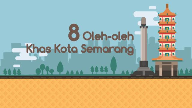 Oleh-oleh khas Semarang