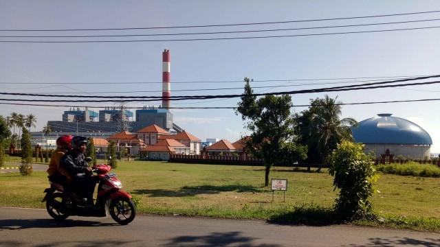 PLTU Celukan Bawang di Gerokgak, Buleleng, Bali