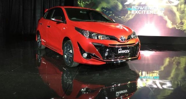 6 Fokus Ubahan di New Toyota Yaris (147936)