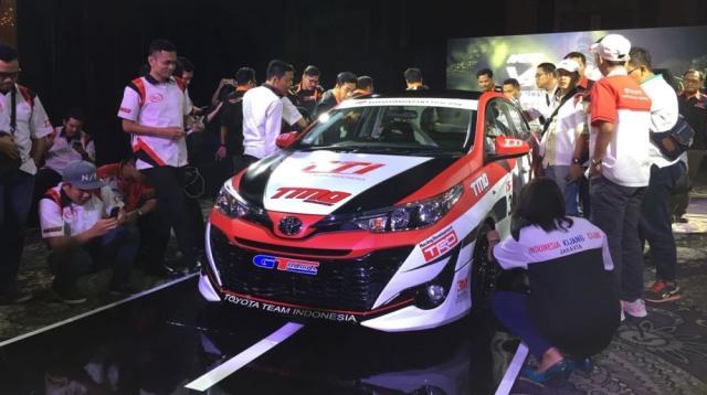 6 Fokus Ubahan di New Toyota Yaris (147934)