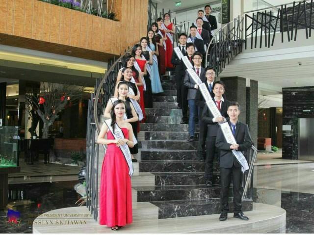 Tantangan menjadi Campus Ambassador, yuk intip kegiatan Mr. & Ms. President University! (40715)