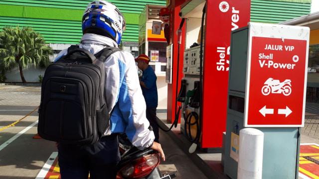 Shell Luncurkan BBM V Power Nitro+ buat Jegal Pertamax Turbo, Apa Kelebihannya? (360090)