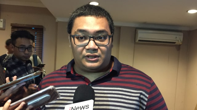 Rico Marbun, Direktur Eksekutif Median