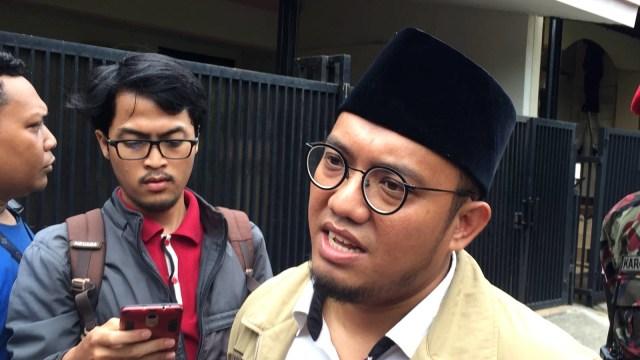 Ketua Pemuda Muhammadiyah, Dahnil Anzar.