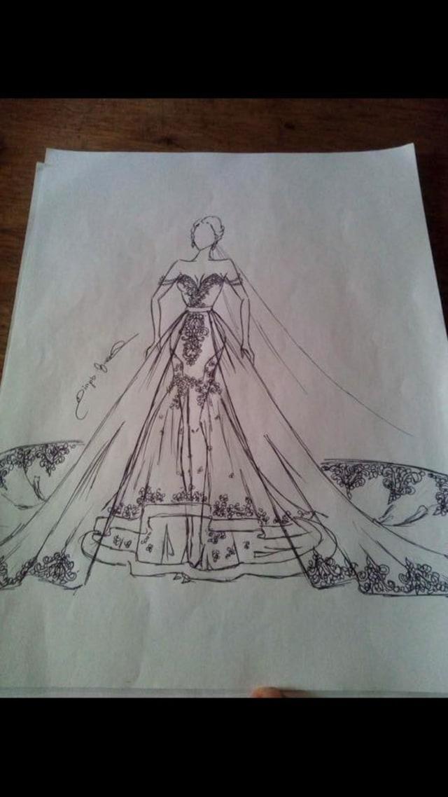 Pernikahan Wanita Di Filipina Nyaris Batal Gara Gara Gaun Pengantin