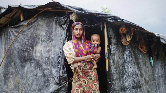 Pengungsi Rohingya Jual Anak Perempuan untuk Mendapatkan Uang (90183)
