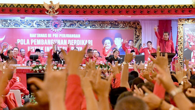 Hadapi Pasukan 'MLM' Prabowo di Jateng, PDIP Siapkan Pandu Juang  (66556)