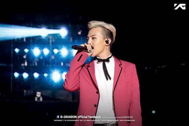 G-Dragon 'BIGBANG' Akan Jalani Pelatihan Dasar di Divisi 'White Skull' (164176)
