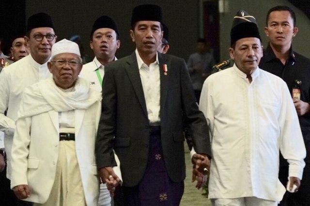 Buka Festival Selawat, Jokowi Minta Jaga Persatuan di Tahun Politik (54319)