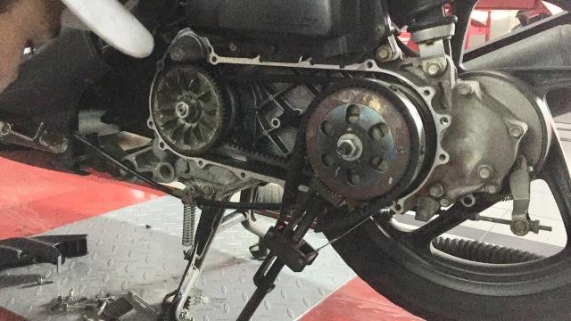 Hilangkan Gejala Getar di Motor Matik dengan Modal Rp 25 Ribu (1375073)