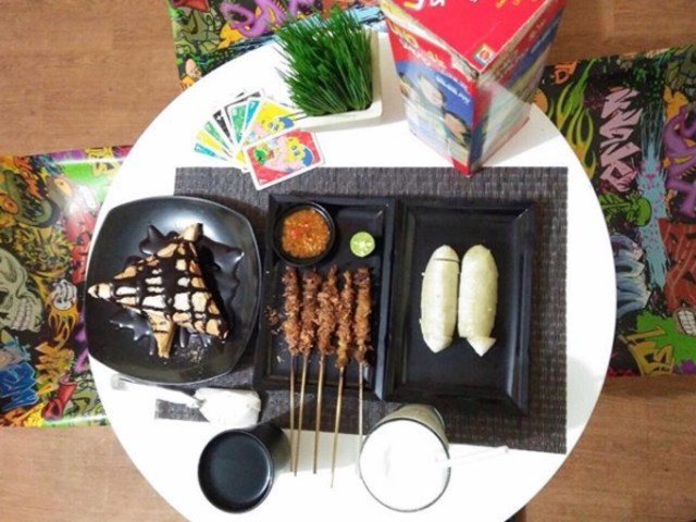 Dipupuk Jiwa Kewirausahaan, Ini 5 Bisnis Kuliner Milik Mahasiswa President University  (217624)