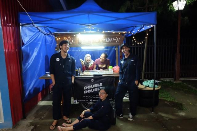 Dipupuk Jiwa Kewirausahaan, Ini 5 Bisnis Kuliner Milik Mahasiswa President University  (217627)
