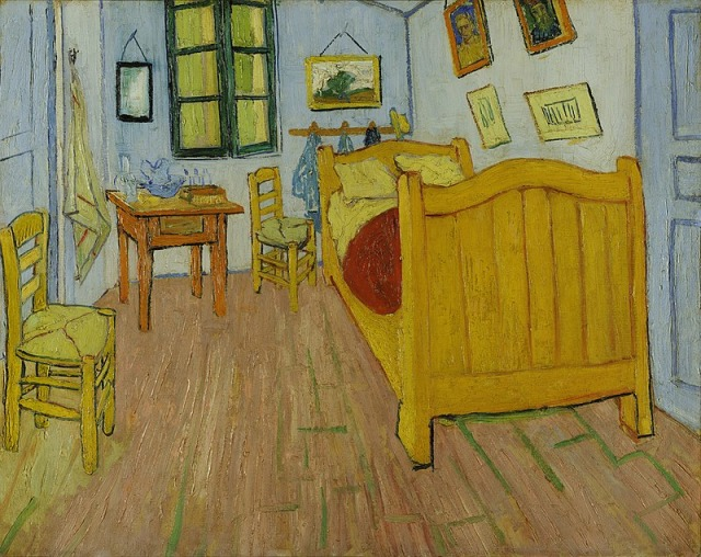 Kamar Vincent Van Gogh di Arles