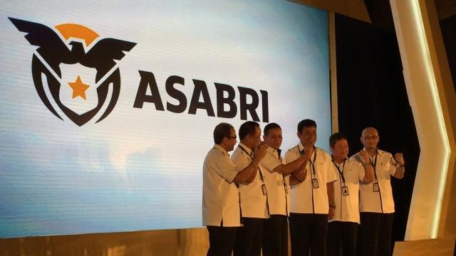 Launching Logo Baru PT Asabri