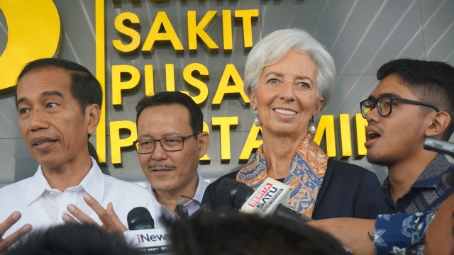 Direktur IMF: Teknologi Bakal Lahirkan Lapangan Kerja Baru (40615)