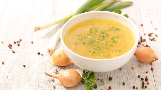 Tips Sehat Mengolah Kaldu Vegetarian untuk Sahur dan Berbuka - kumparan.com