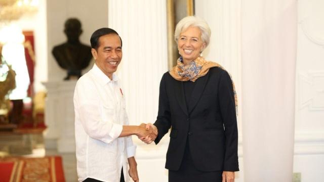Direktur IMF: Teknologi Bakal Lahirkan Lapangan Kerja Baru (40617)
