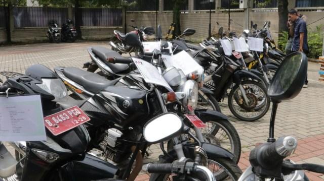 Motor Bebek Yamaha Jupiter Z Cuma Rp 1,5 Juta, Tertarik?  (492530)