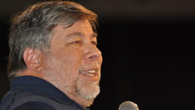 Steve Wozniak, salah satu pendiri Apple