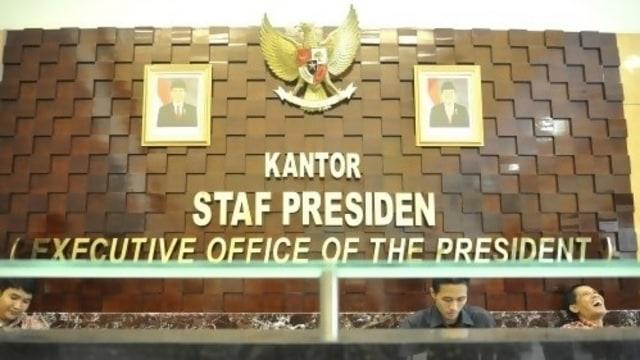 Kritik Keras Bagi KSP yang Terlibat Rapat Pembentukan Relawan Jokowi (123877)