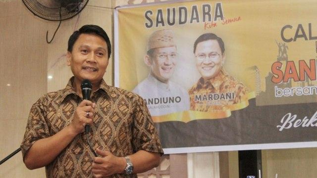Timses Prabowo soal Yenny Wahid Dukung Jokowi: Efek Sandi Lebih Kuat (80425)