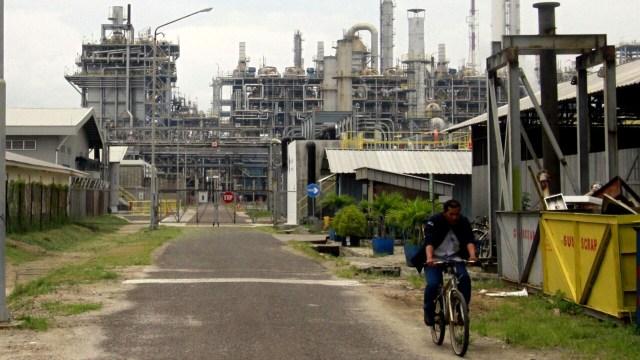 Bank Mandiri Beri Pinjaman Rp 5 Triliun ke Perusahaan Petrokimia (28209)