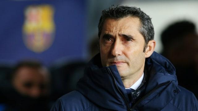 Kekhawatiran Valverde akan Potensi Comeback Man United di Camp Nou (70837)