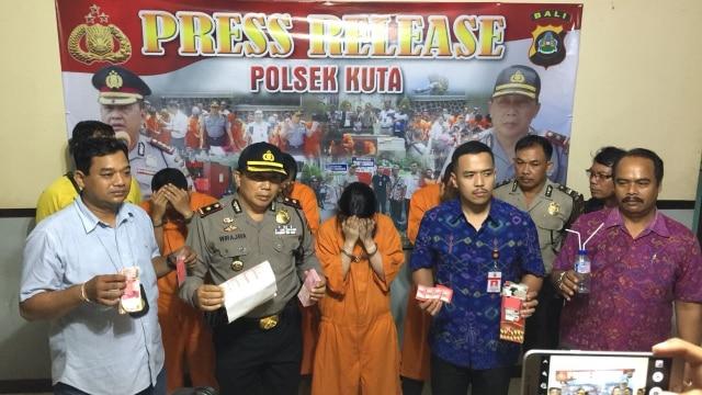 Pramugari Garuda Ditangkap karena Pakai Kokain di Bali (439860)