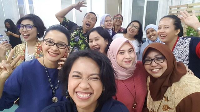 Kumpul di kumparan Bersama 10 Psikolog