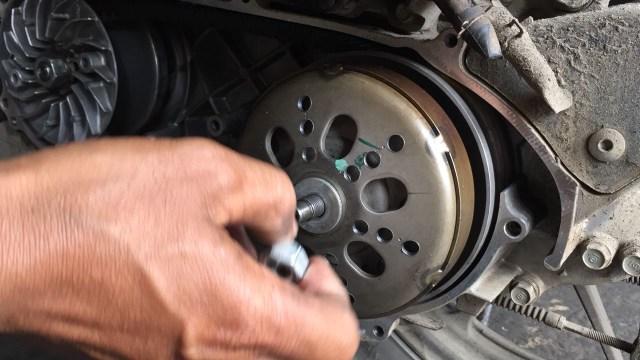 Hilangkan Gejala Getar di Motor Matik dengan Modal Rp 25 Ribu (1375075)