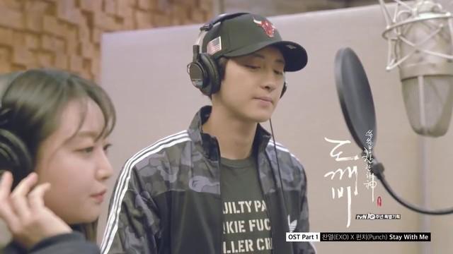 Chanyeol EXO Tampil dengan Punch Bawakan OST Goblin