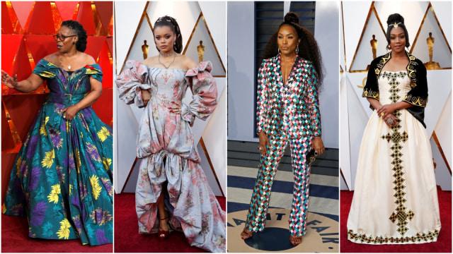 Worst Dress Oscar