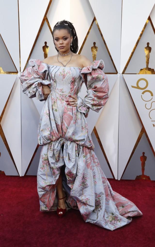 Oscars - Andra Day